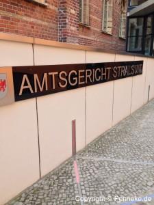 Amtsgericht Stralsund