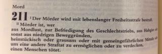 Thomas Penneke Strafverteidiger Mord Strafrecht Rostock