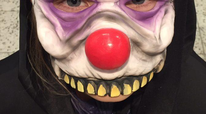 Auf ein Wort: Keine Selbstjustiz gegen Horror-Clowns