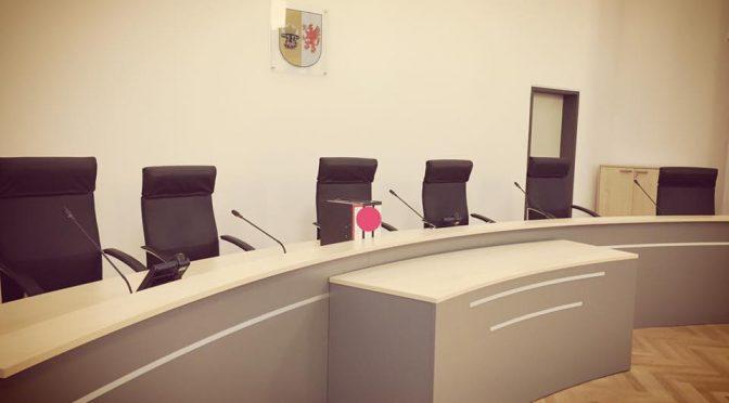 Ein Nachmittag bei Gericht – Anwaltsleben